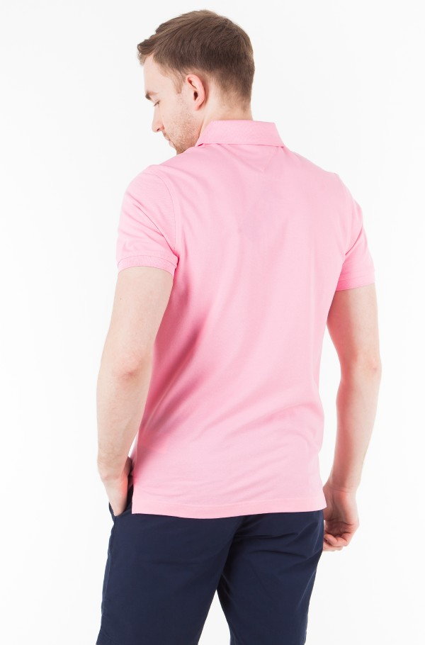 TOMMY SLIM POLO-hover