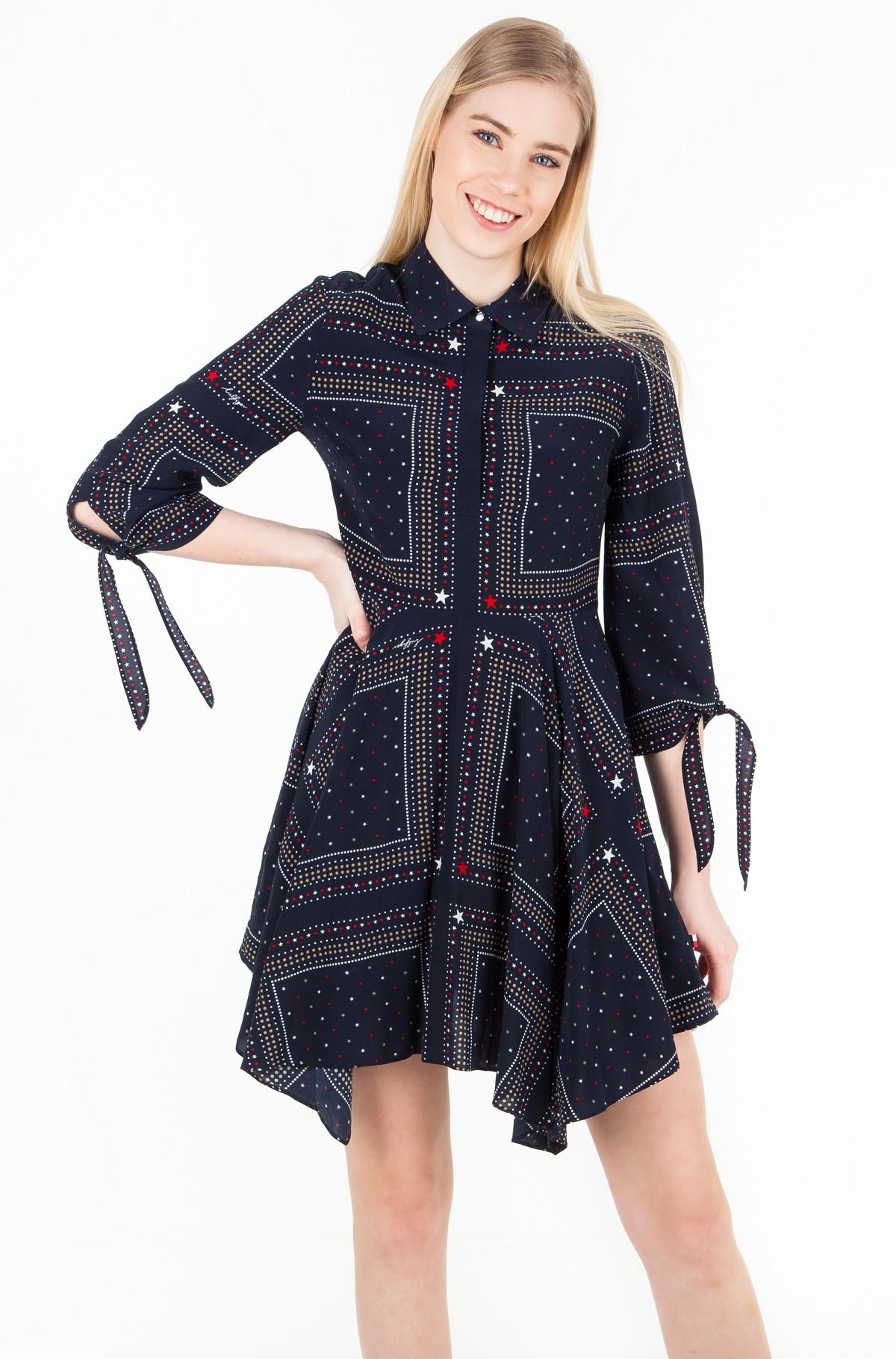 Suknelė HOGGAN DRESS 3/4 SLV-full-1