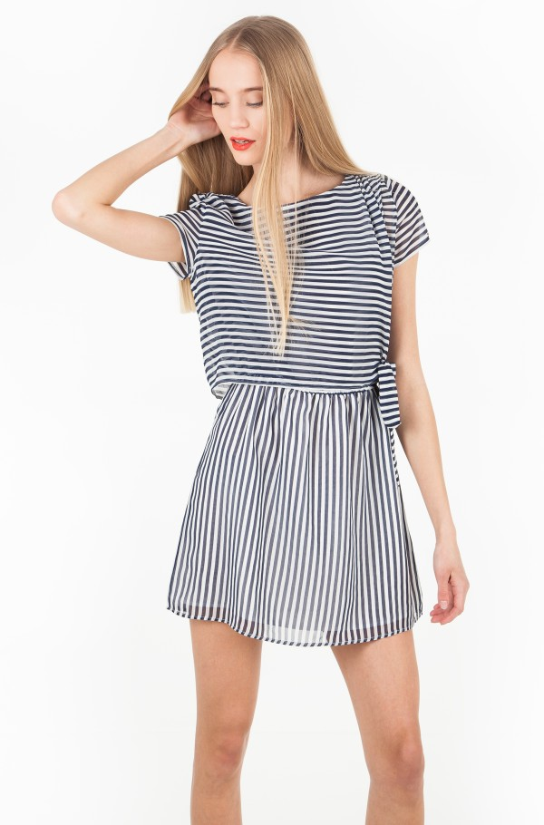 TJW STRIPE DRESS