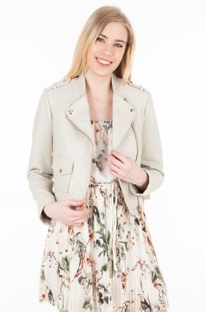 Leather jacket W82L03 L0K20-1