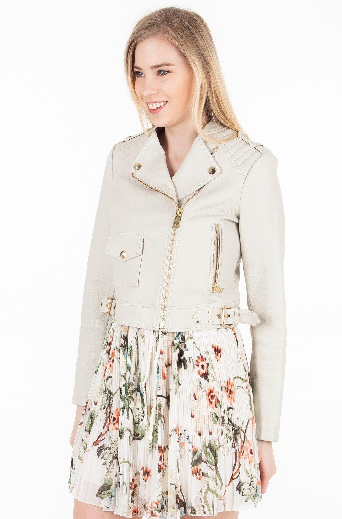 Leather jacket W82L03 L0K20-full-2