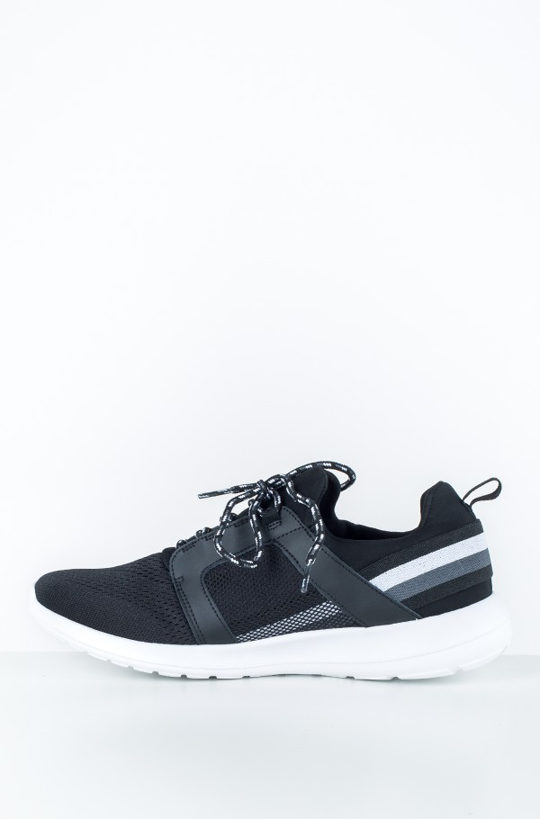 TECHNICAL MATERIAL MIX SNEAKER-hover