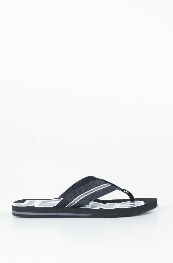 TJ BIG PRINT BEACH SANDAL