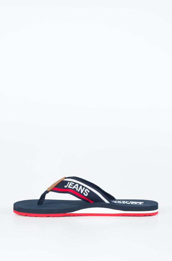 TOMMY JEANS MENS BEACH SANDAL-hover