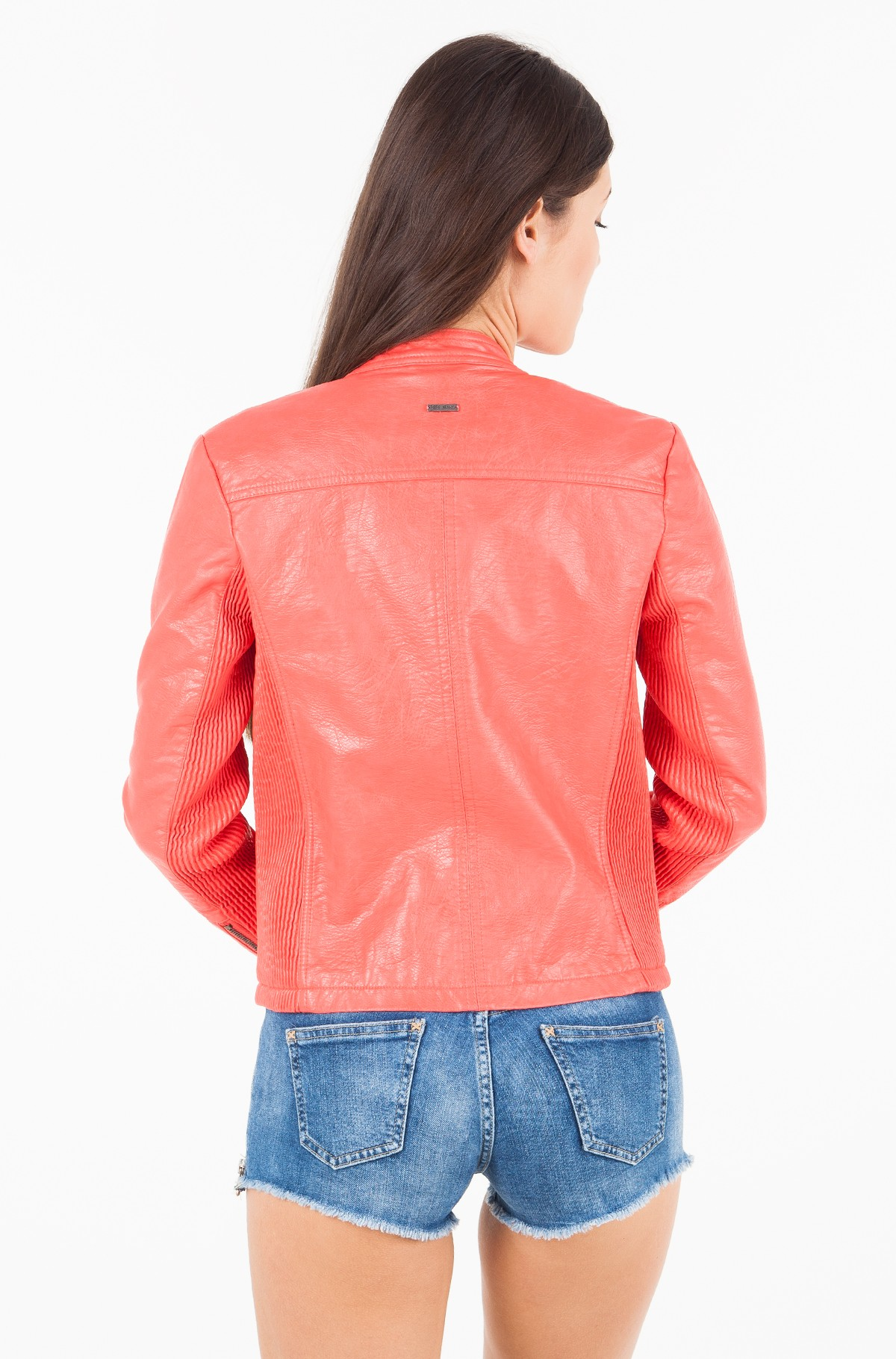 Leather jacket MADY/PL401336-full-2