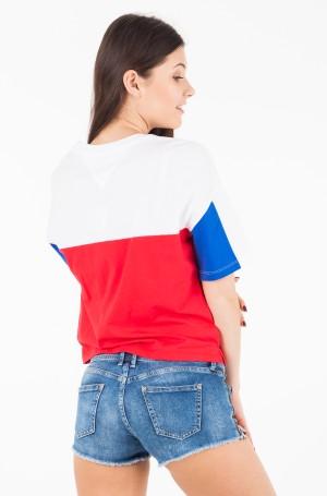 Marškinėliai TJW COLOR BLOCK LOGO TEE-2