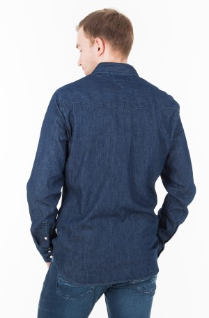Teksapluus TJM BASIC REG DENIM SHIRT L/S 52	-3
