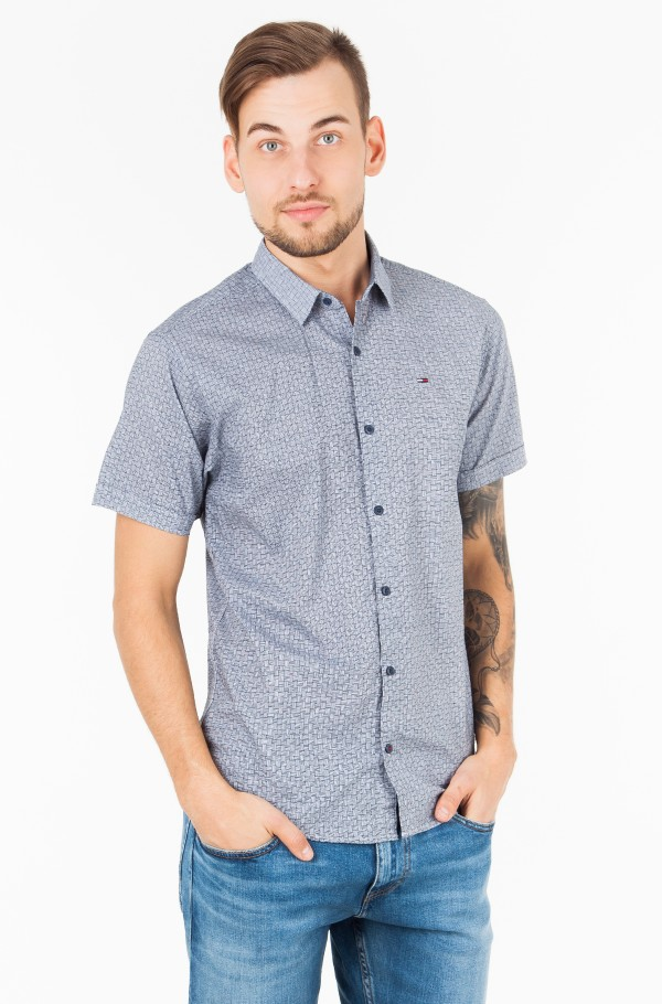 TJM PRINTED SHORT SLEEVE SHIRT