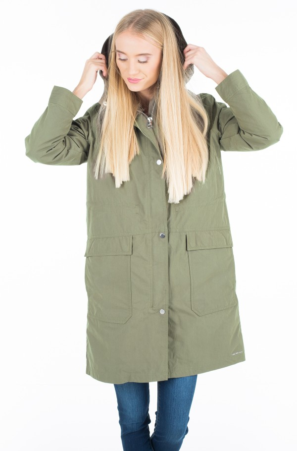 ONAGA 2-IN-1 HD PARKA WITH DOWN PUFFER