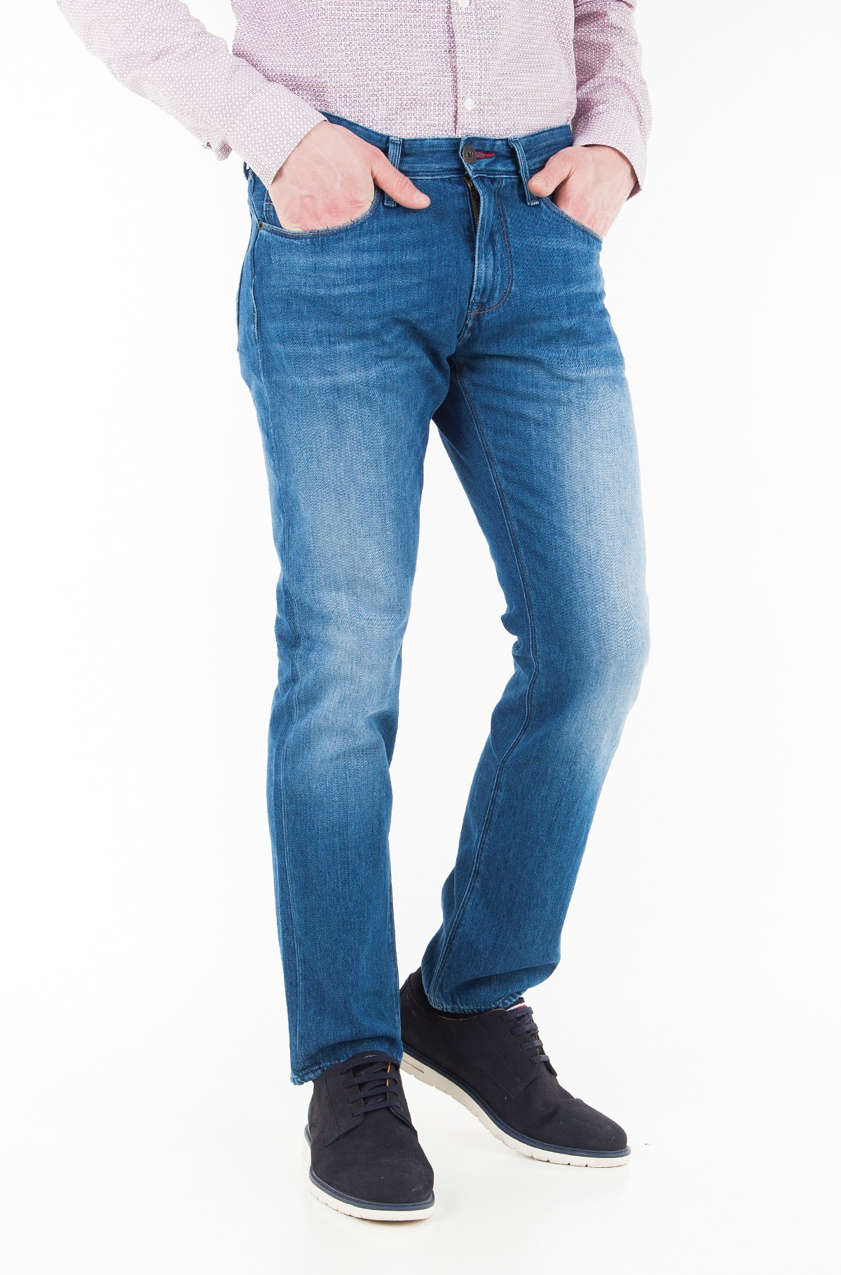 Jeans MERCER - RGD ZEIGLER BLUE-full-1