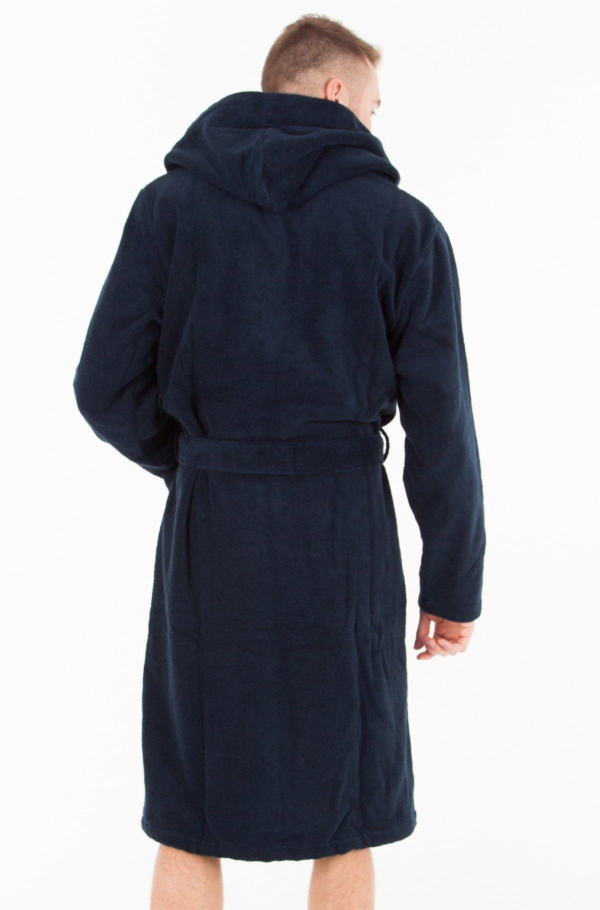 Hommikumantel Icon hooded bathrobe-full-2