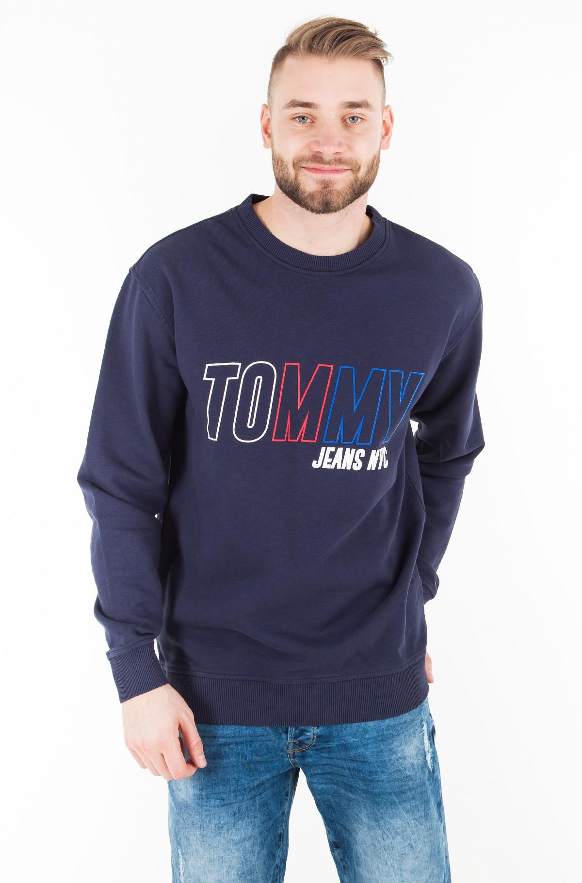 Sporta džemperis TJM VINTAGE GRAPHIC CREW-full-1