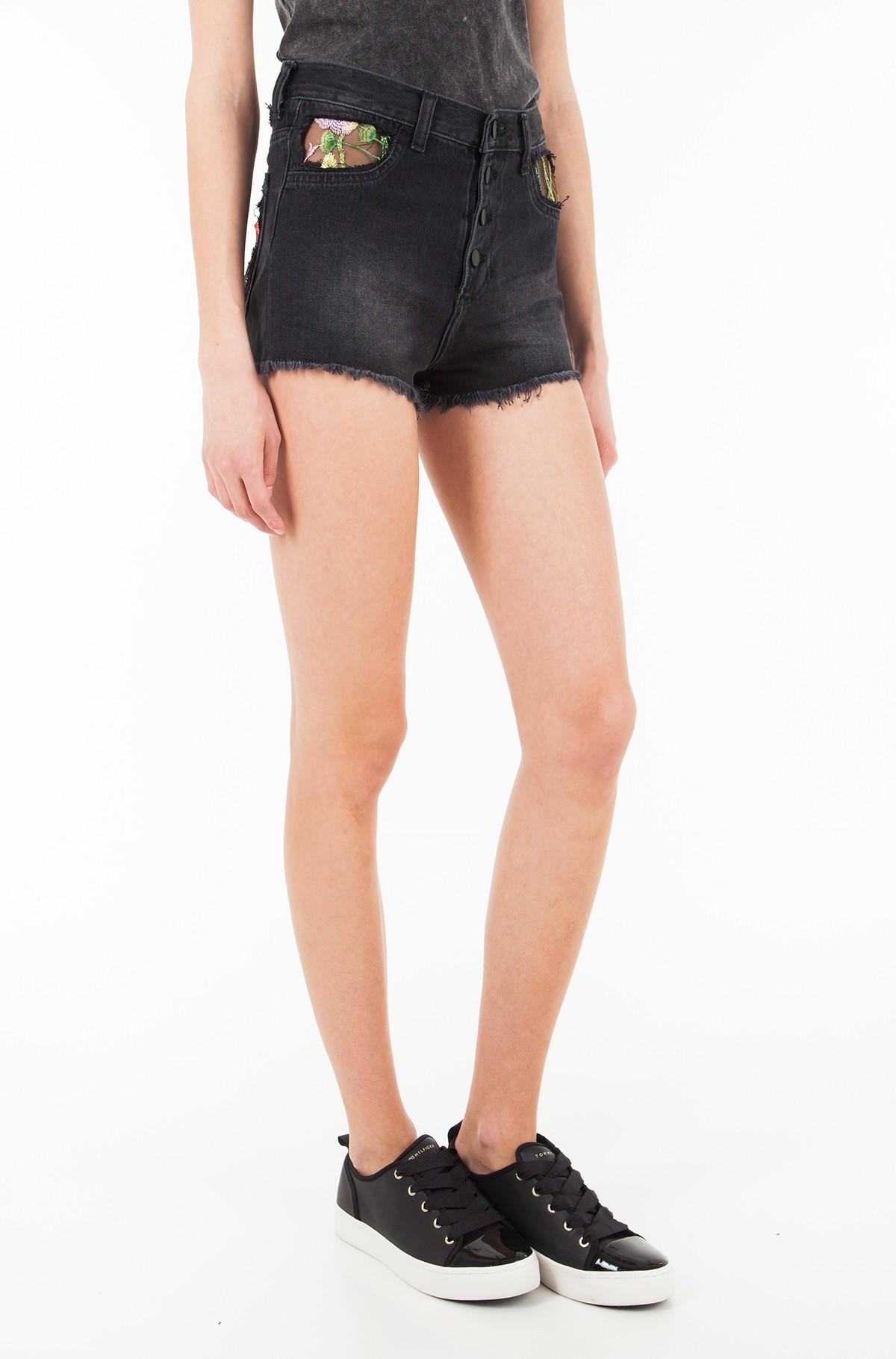 Lühikesed püksid W82D46 -full-1