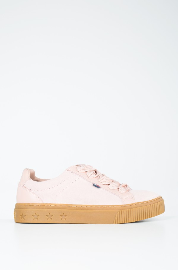 TOMMY JEANS ANKLE LACE SNEAKER