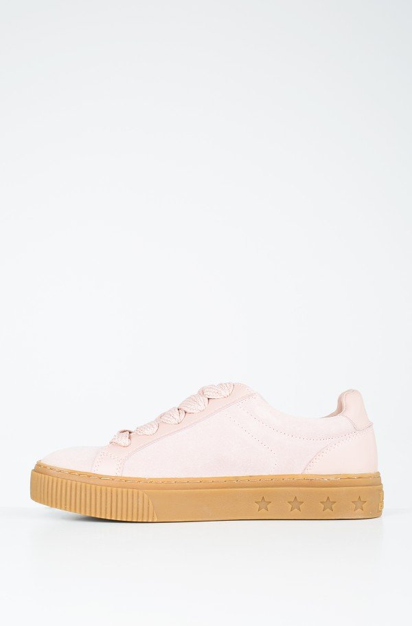 TOMMY JEANS ANKLE LACE SNEAKER-hover