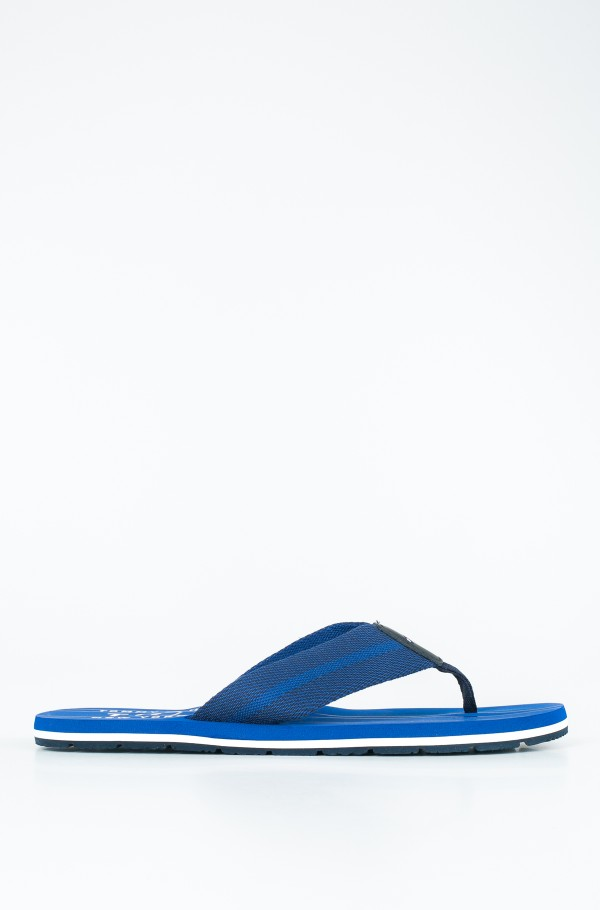 STRIPES PRINT TH BEACH SANDAL