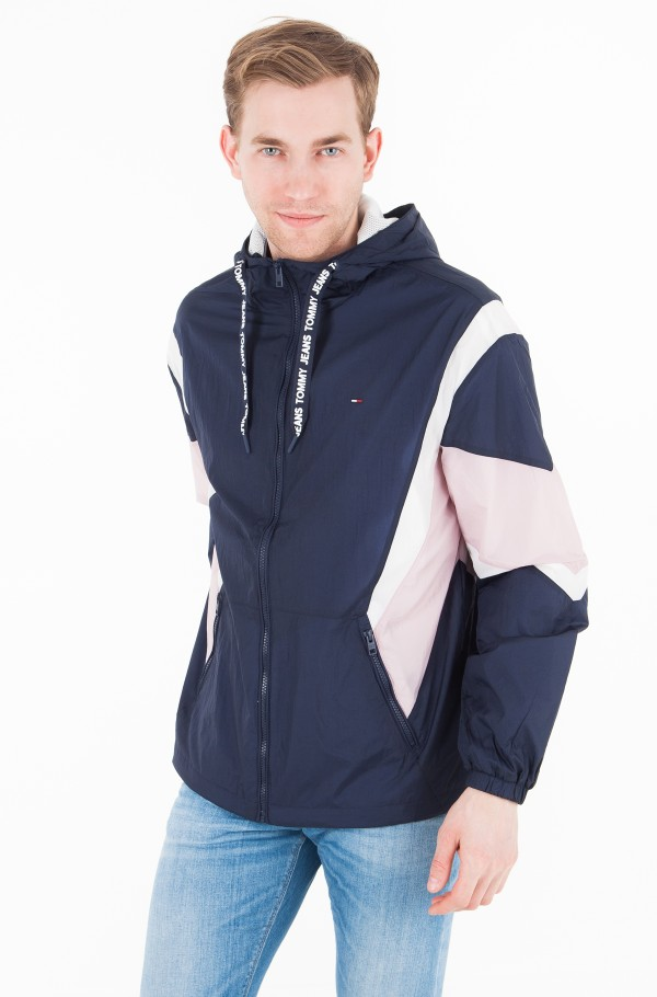 TJM DROP SHOULDER ATHLETIC JACKET