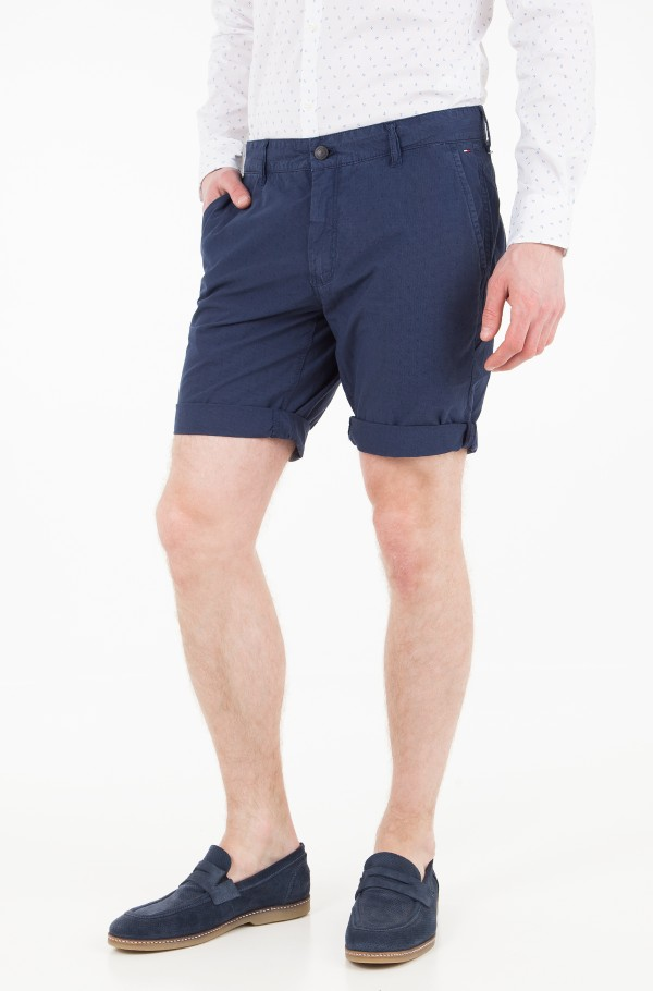 TJM STRAIGHT JACQUARD CHINO SHORT