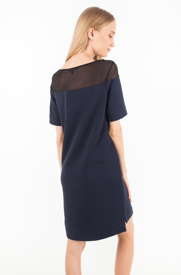 CAULA TOMMY LOGO DRESS-hover