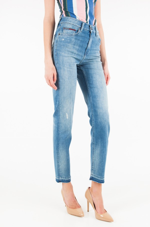HIGH RISE SLIM IZZY DLBCO