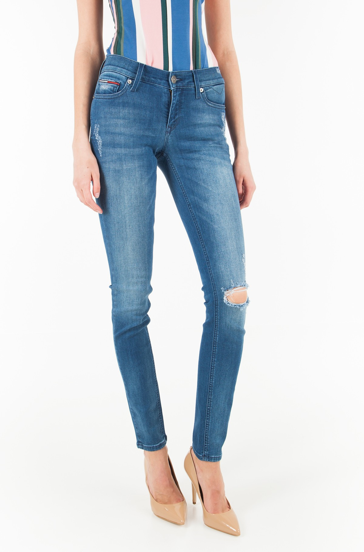 Jeans Mid Rise Skinny Nora Frmbst-full-1