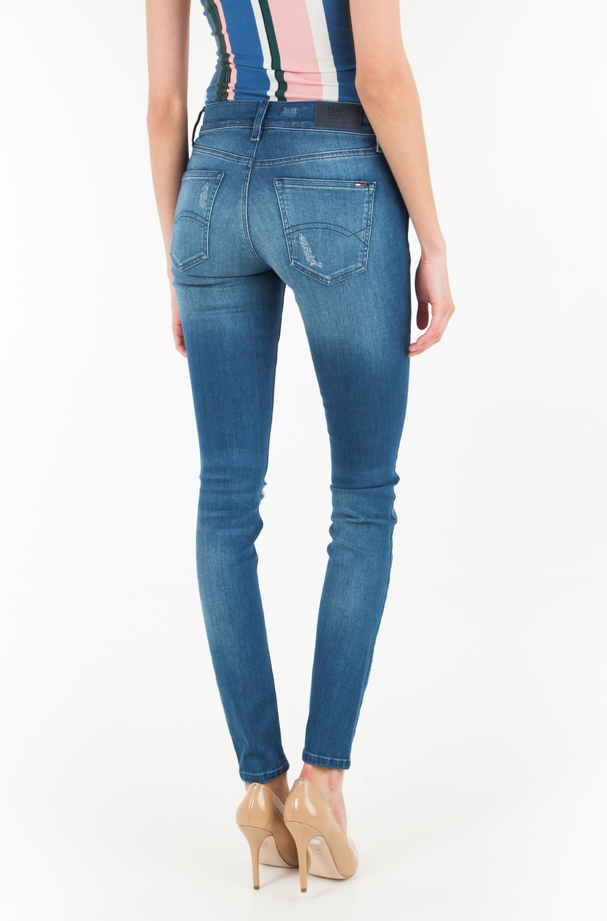 Jeans Mid Rise Skinny Nora Frmbst-full-2