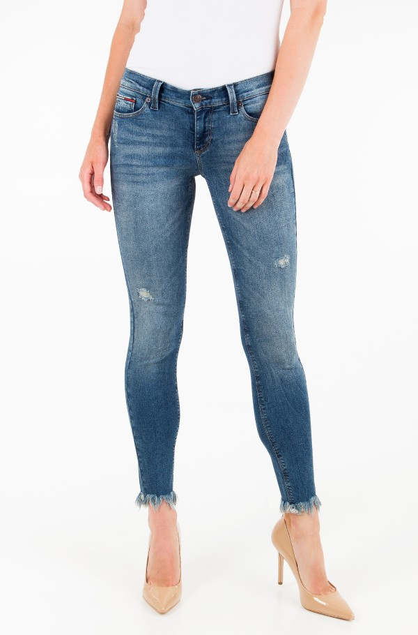 MID RISE SKINNY NORA 7/8 TMBLST