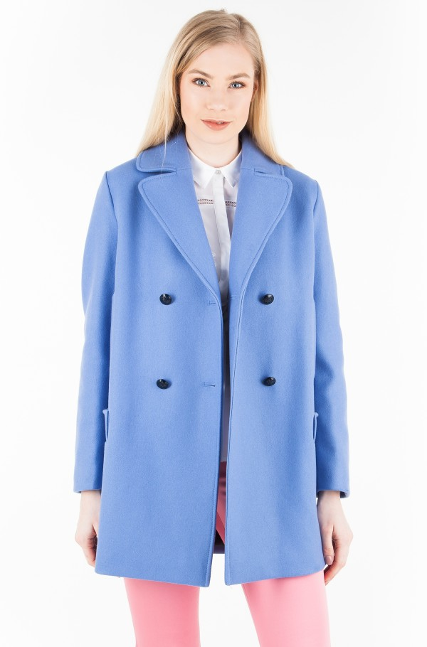 IKE WOOL COAT