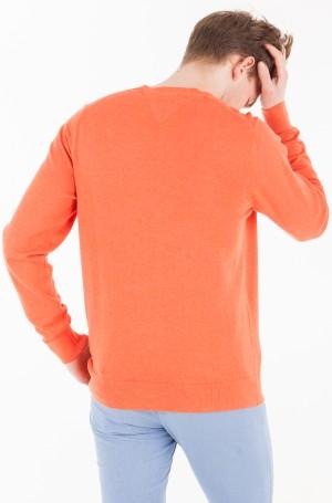 Sweater Cotton Silk Vneck-2