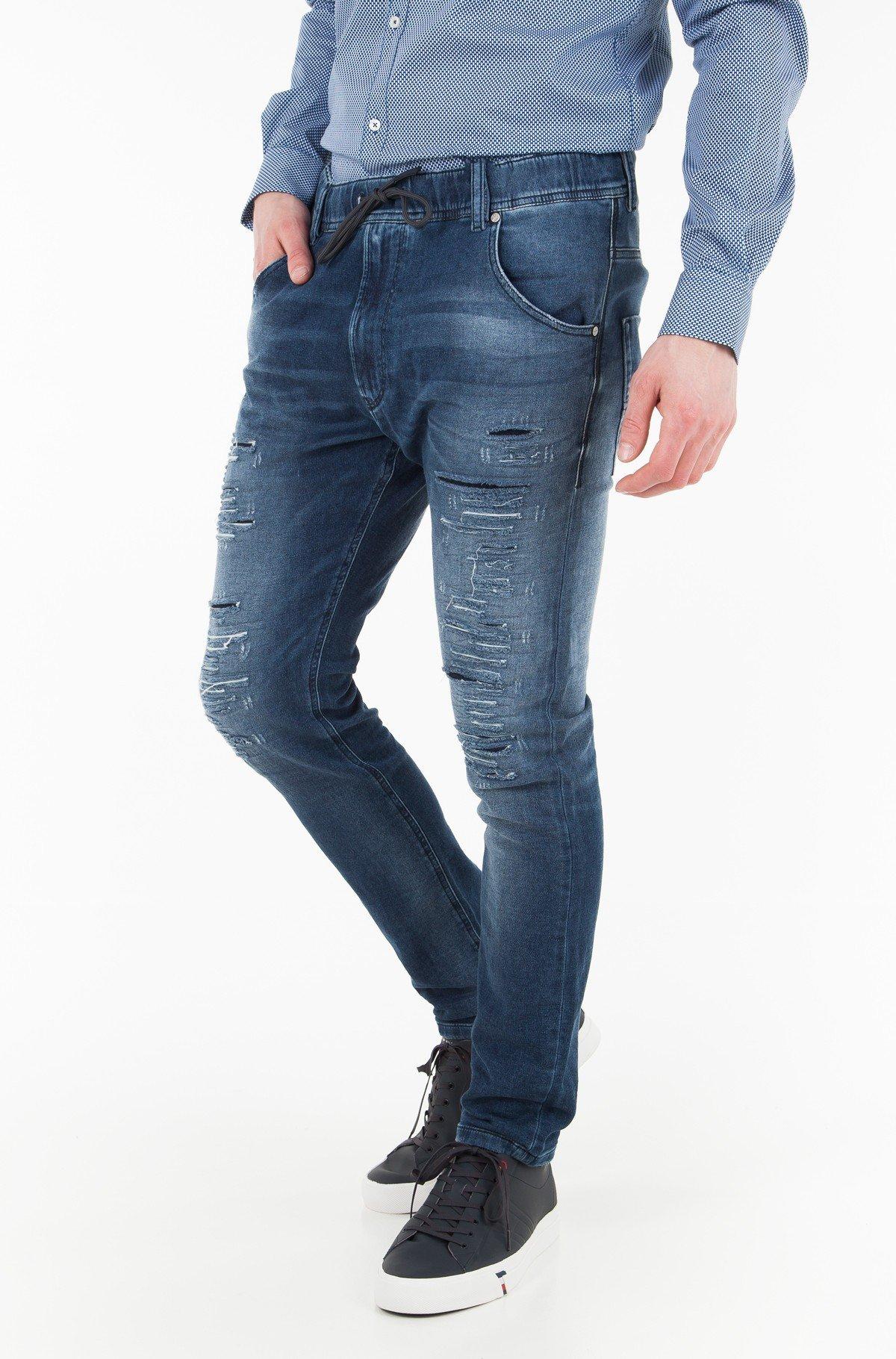 Teksapüksid 084PE KROOLEY R-NE Sweat jeans-full-1