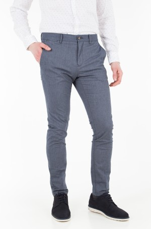 Trousers Denton Chino Str Lt Wt Yd Stripe-1