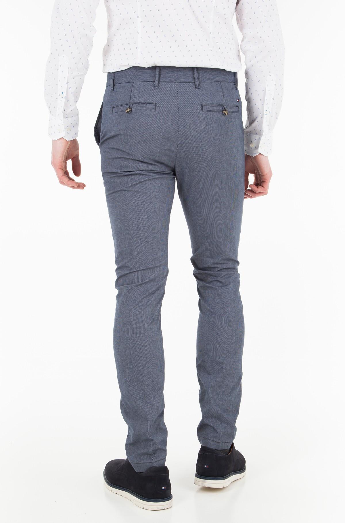 Trousers Denton Chino Str Lt Wt Yd Stripe-full-2