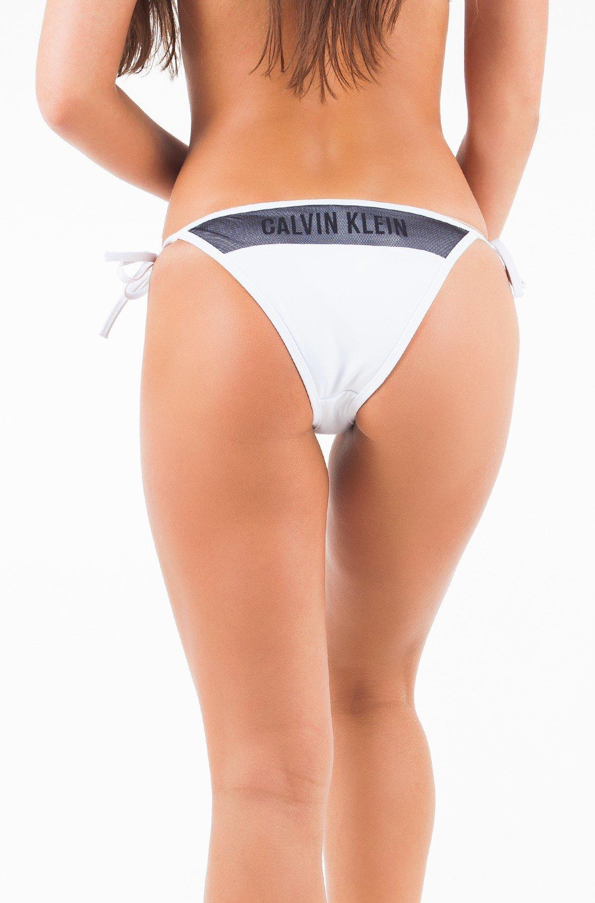 Bikini bottom STRING SIDE TIE BIKINI-LR-full-2