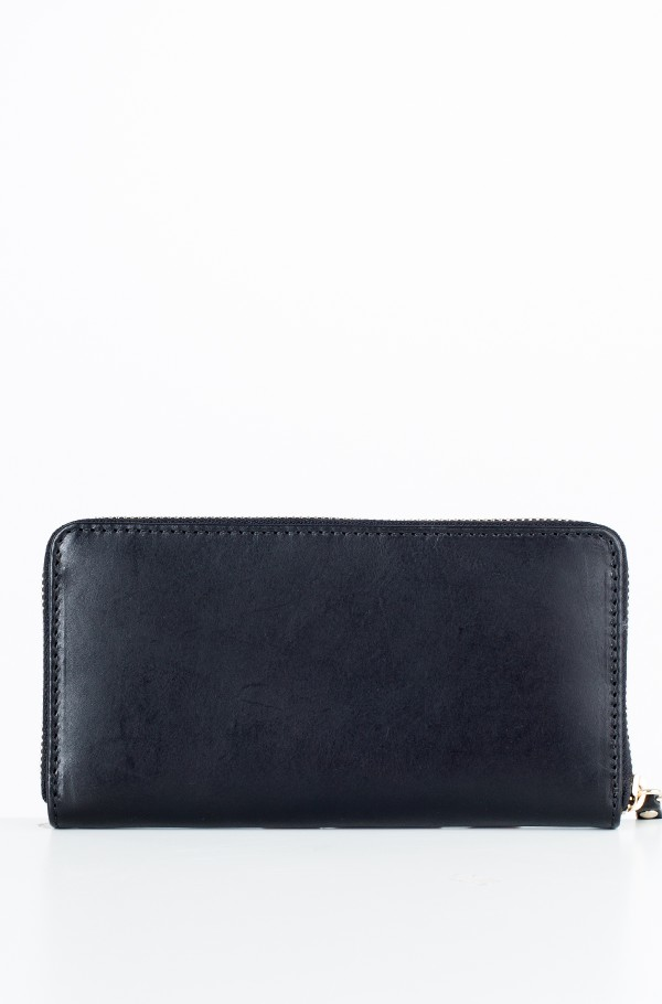 STAR STUDDED LEATHER LRG ZA WALLET-hover