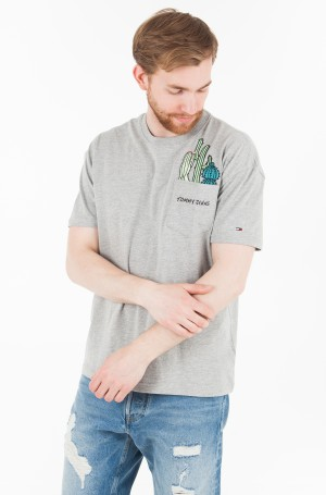 T-krekls Tjm Summer Pocket Detail Tee-1