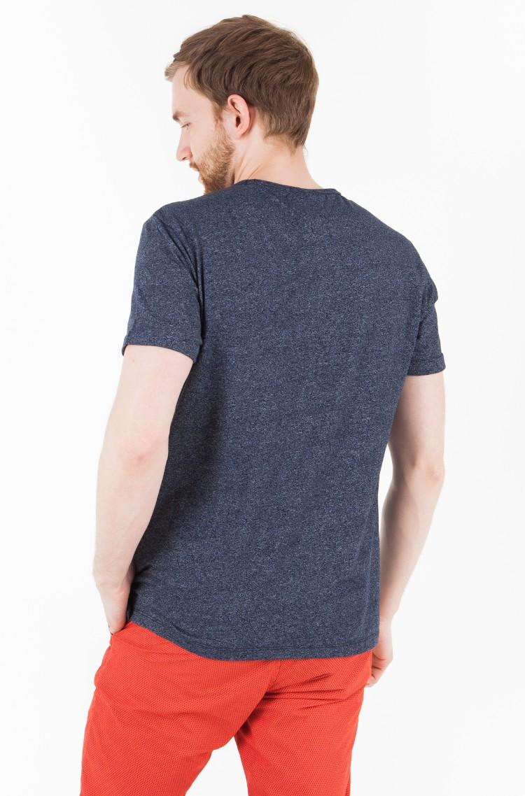 8b701ba7a T-shirt Tjm Modern Jaspe Tee Tommy Jeans, Mens Short-sleeved | Denim ...