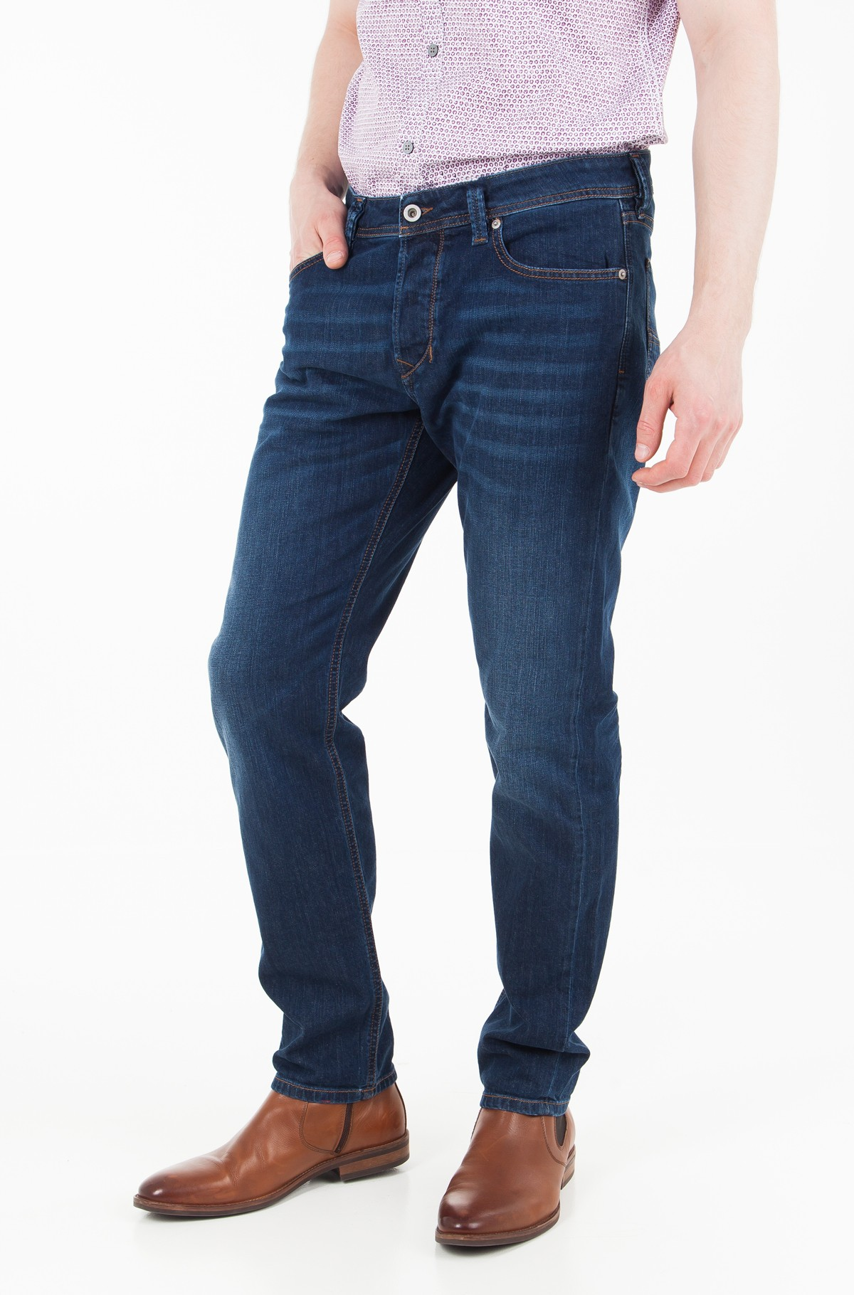 Teksapüksid 084NR LARKEE-BEEX Trousers-full-1