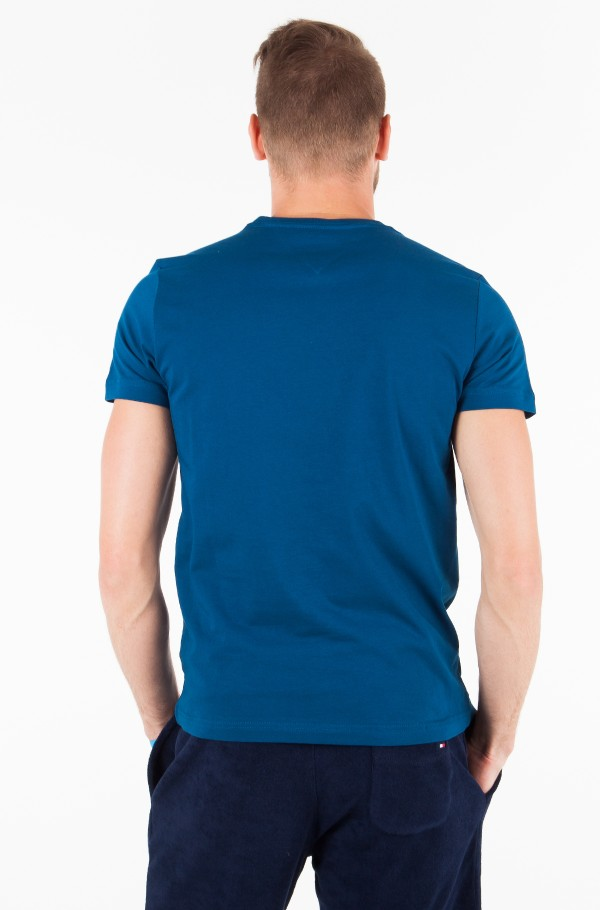 EMBOSSED GRAPHIC TEE-hover