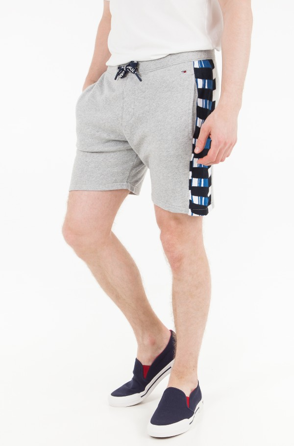 TJM CHEQUERED KNIT BEACH SHORT