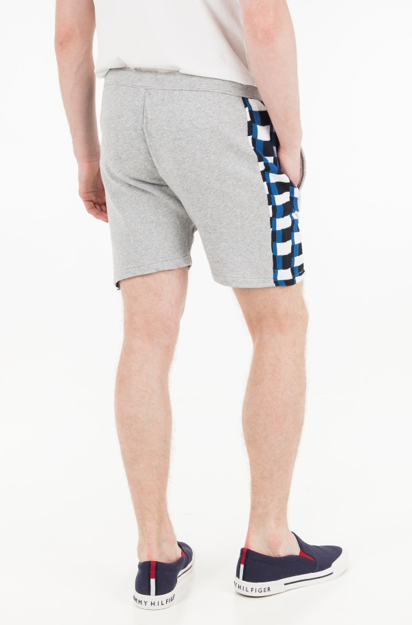 TJM CHEQUERED KNIT BEACH SHORT-hover