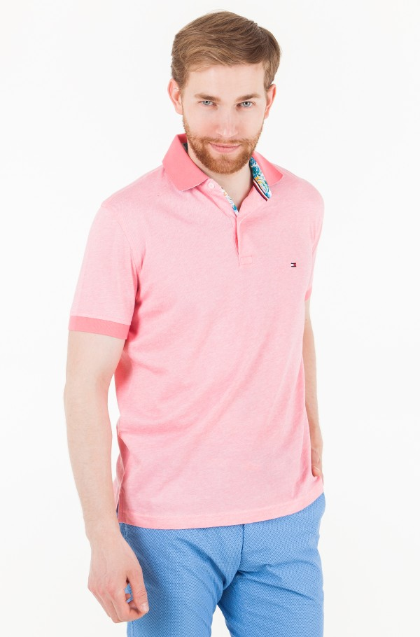 PRINTED UNDERCOLLAR REGULAR POLO