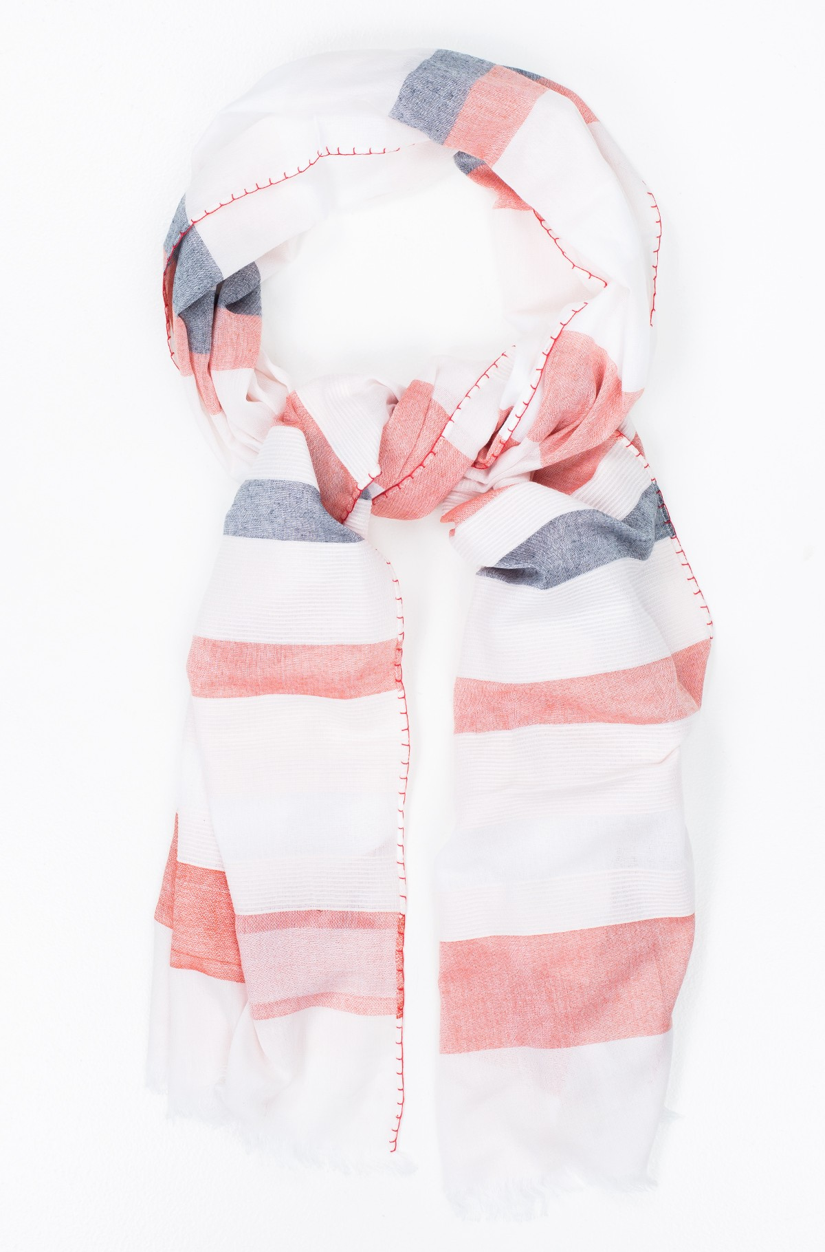 Sall TOMMY NATURAL SCARF-full-1