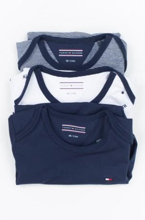 Vaikiško kūno sudėjimas BODY S/S BABY 3 PACK-1