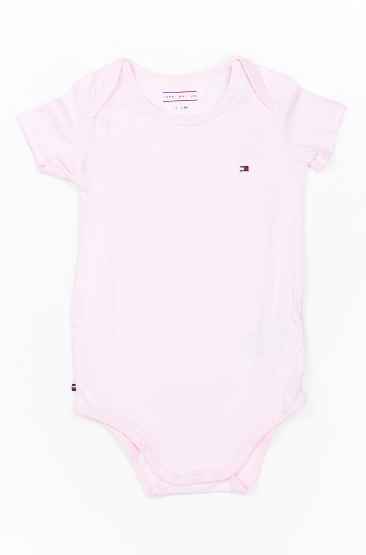 Vaikiško kūno sudėjimas BODY S/S BABY 3 PACK-full-3