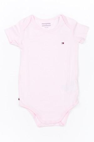 Vaikiško kūno sudėjimas BODY S/S BABY 3 PACK-3