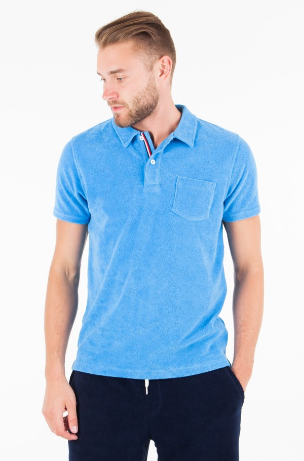 TOWELLING SLIM POLO