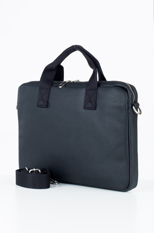 PEBBLE SLIM BRIEFCASE-hover