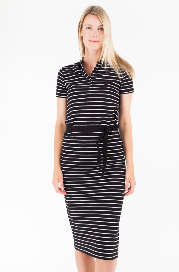 DARCY POLO MIDI DRESS SS