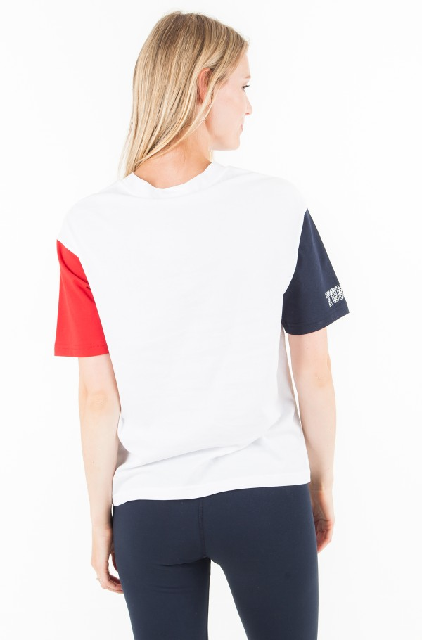 INJ ATHLEISURE OVERSIZED TEE SS-hover