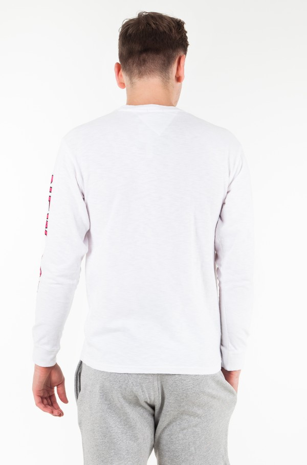 TJM ESSENTIAL LONG SLEEVE TEE-hover